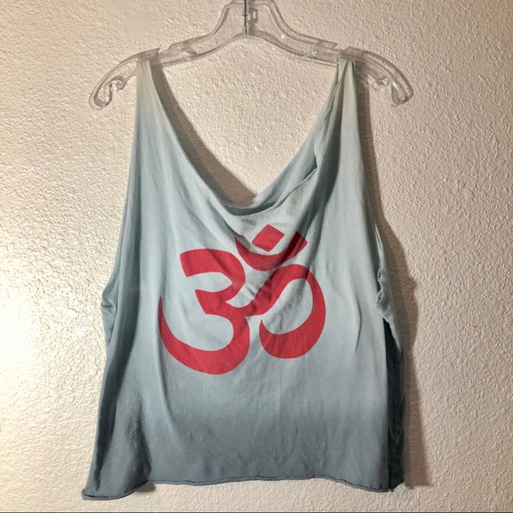 the ohm Tops - Ohm crop tank
